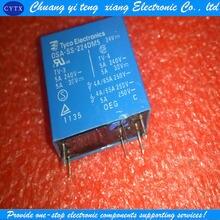 10pcs OSA-SS-224DM5 24VDC 5A 250VAC24vdc