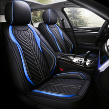 Quality Leather Car Seat Covers Accessories for Toyota Camry Corolla Prius Venza CHR
