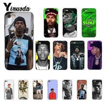 Yinuoda Lil Baby Rapper Custom Photo Phone Case Cover for iPhone 8 7 6 6S 6Plus X XS MAX 5 5S SE XR Fundas Capa 11 pro max(China)