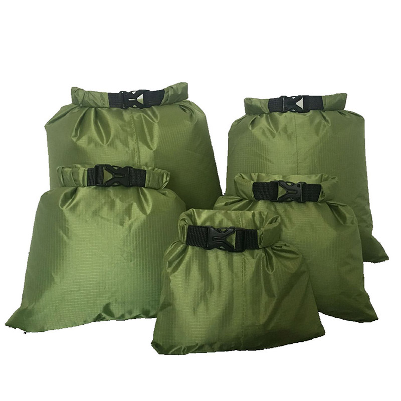 Five-piece Drifting Waterproof Dry Bag Boating Camping Rafting Hiking ZJ55