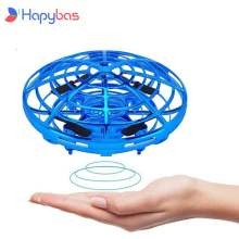 Индукционная подвеска самолет НЛО летающие игрушки датчик жестов