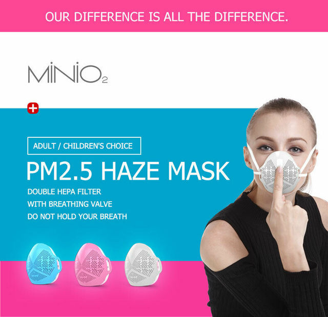 Face Mask Protective mask reusable anti-fog mask dust mask into population mask anti-flu dust filter