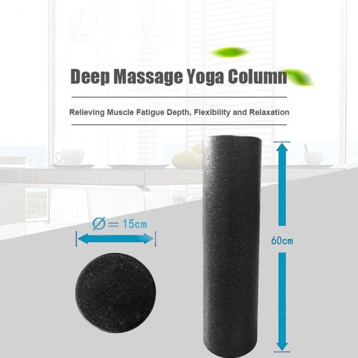 Treinamento do equilíbrio da vara da massagem