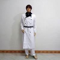 Bleach Hitsugaya Toushirou Cosplay Costume Halloween Uniform Outfit Customize Any Size