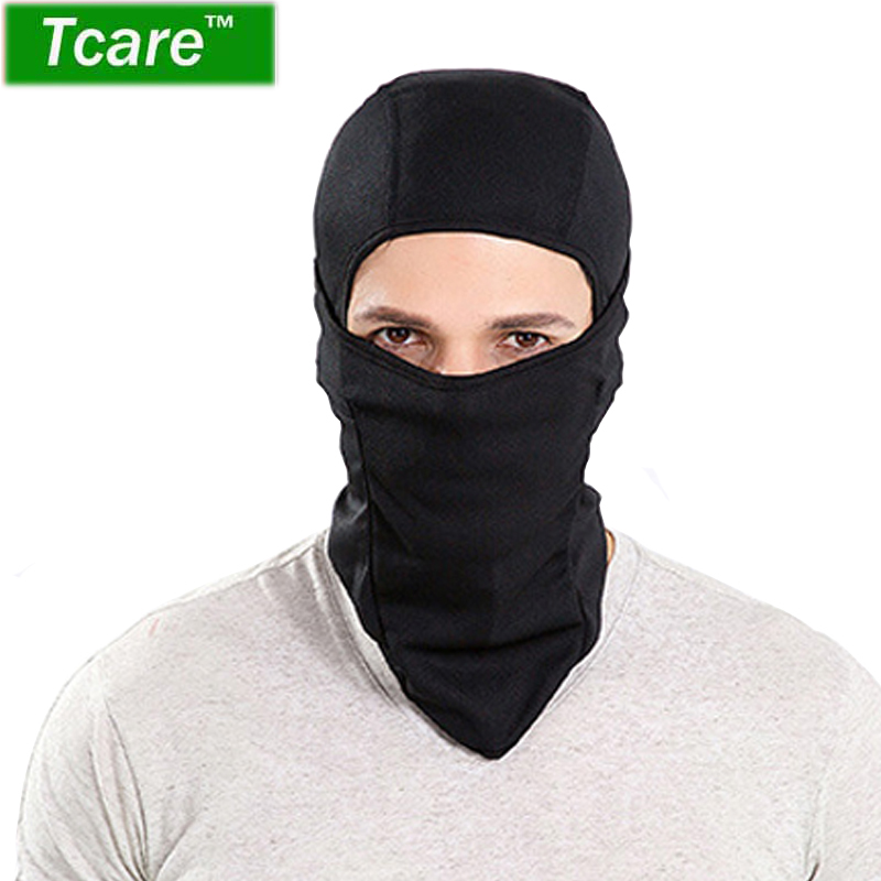 Motorcycle Face Mask Windproof Cycling Breathable Balaclava Hood for Men Women