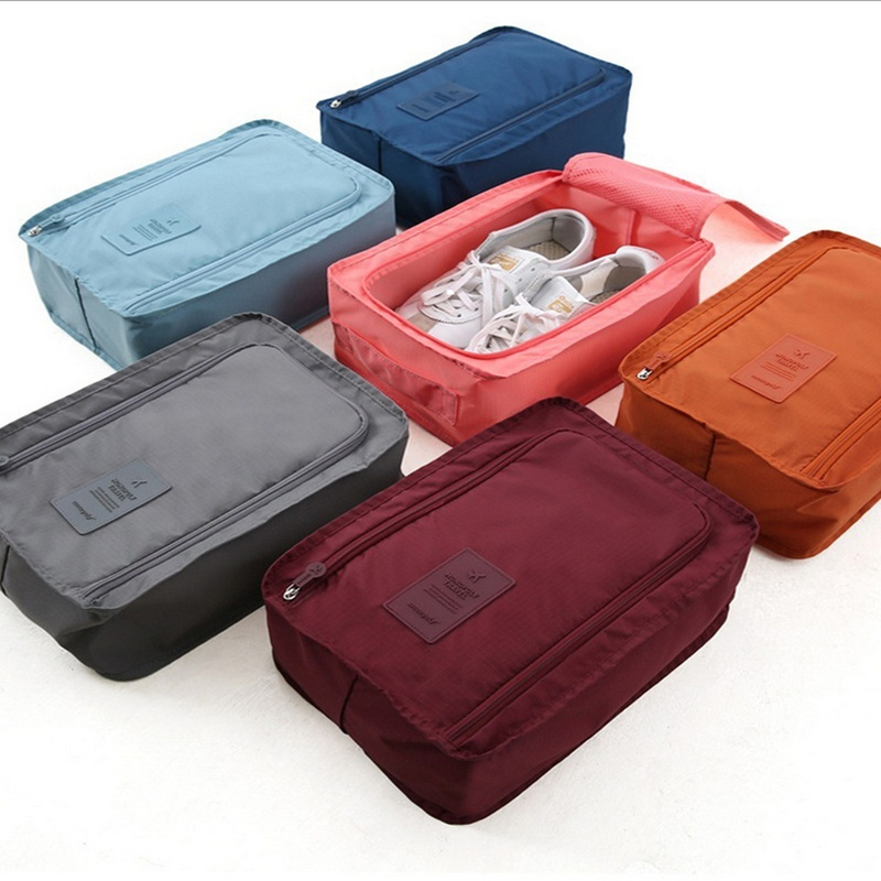 Environmentally friendly and convenient multi-function storage bag waterproof travel shoe