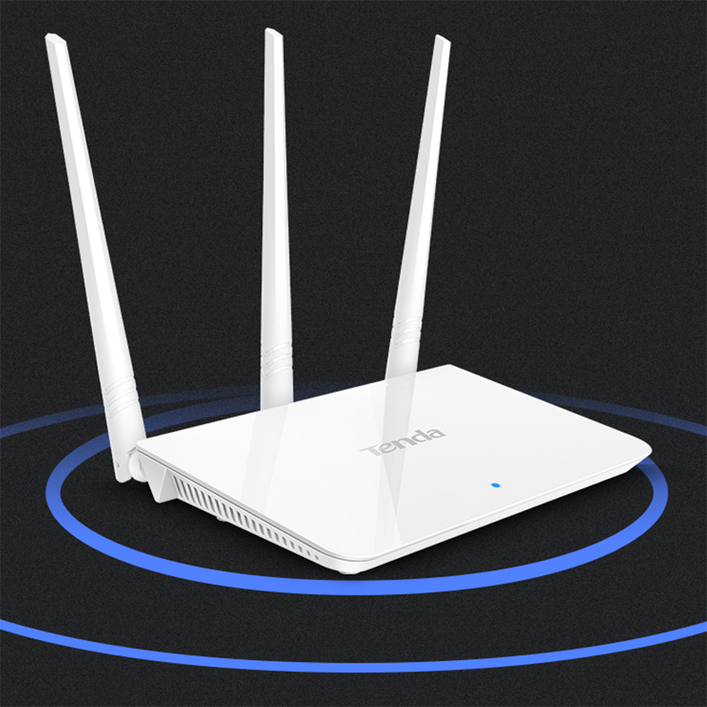 Tenda F3 300Mbps high power wireless wifi router WISP Repeater AP Mode 1WAN 3LAN RJ45 Ports Multi Language Firmware