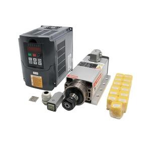 Image 4 - Free shipping linear guide HGR15/HGR20/SBR16/SBR20+ball screw SFU1605/1610+Nema23 stepper motor kit+spindle kit for cnc router