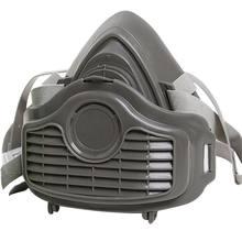 Mascarilla de Gas de media cara, respirador respiratorio a prueba de polvo, filtros de alta eficiencia, Industrial, anti-pm2. 5