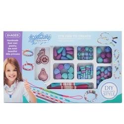 Neue Stil Montage Schuh DIY Spielzeug Handmade Pädagogisches Tragen Perlen Perlen Armband GIRL'S Spielen Haus Kinder Spielen