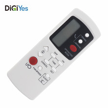 KELANG Universal LCD Air Conditioner Remote Control with 10M Transmission Distance for Galanz GZ-1002B/GZ-02A/GZ-03GB / GZ-35BH босоножки gz 2015 33