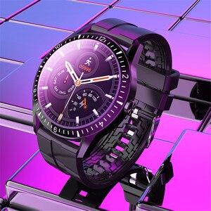 Image 5 - Cuộc Gọi Bluetooth Thông Minh Nam Nữ Cảm Ứng Đầy Đủ Vòng Đồng Hồ Thông Minh Smartwatch Nhịp Tim Theo Dõi Thể Thao Đồng Hồ Dành Cho Android IOS 2020