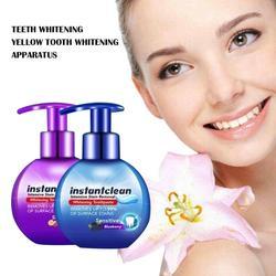 220G Tanden Whitening Tandpasta Instant Schoon Intensieve Vlek Verwijdering Whitening Tandpasta Vlek Verwijdering Whitening Tandpasta