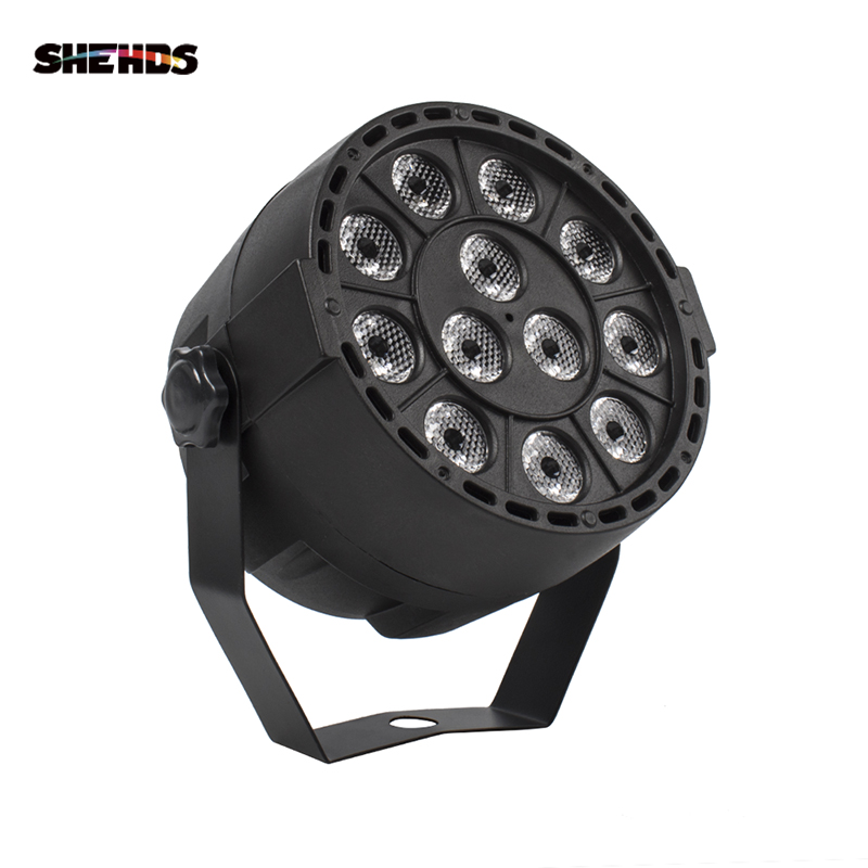 LED パー 12x3 ワット Rgbw Led ステージライトパー光 DMX512 ディスコ DJ プロジェクター機パーティー装飾 SHEHDS 舞台照明