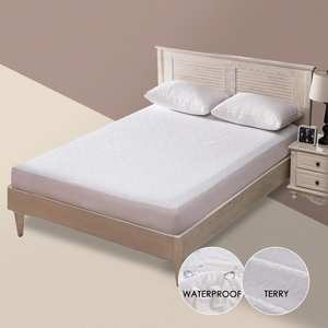 Mattress-Cover Bug-Suit Bed Protection-Pad Anti-Mite Waterproof 1-Pc Hypoallergenic-Bed