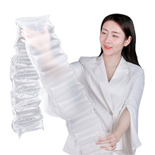 Buffer Air Cushion packing FiIm Inflatable Filling Bag Bubble Wrap Express Delivery Package Material Tools Wholesale Can Custom