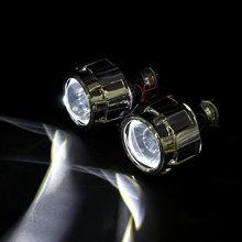 25 дюймовые hid прозрачные проекторы линзы серебряного цвета
