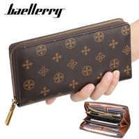 Women's Wallet Multi-functional Retro Purse Long Old Decorative Pattern Zipper Mobile Phone Bag Women's Wholesale