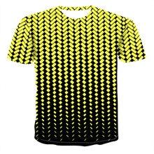 Футболка мужская с круглым вырезом Повседневная рубашка коротким