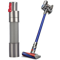 Colchão ferramenta + mangueira para dyson v7 v8 v10 v11 sv14 aspirador de pó acessórios frete grátis alta qualidade Escovas de limpeza     -