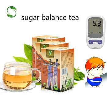 40 pcs/2 Packs Blood Sugar Balance Tea Control Diabetes tea lower high blood sugar blood glucose Health Care Tea nicole hampton sugar high