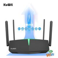 WiFi 6 Router 1800Mbps Smart Dual Band WiFi 6 802.11ax Wireless Gaming Routers with 4 Gigabit Port for Home Office New 128Users