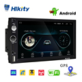 "Hikity 2din Andriod 8.1 Car Multimedia Player GPS Navigation Bluetooth 7"" MP5 Player Wifi USB Mirror Link Car Audio Radio Stereo