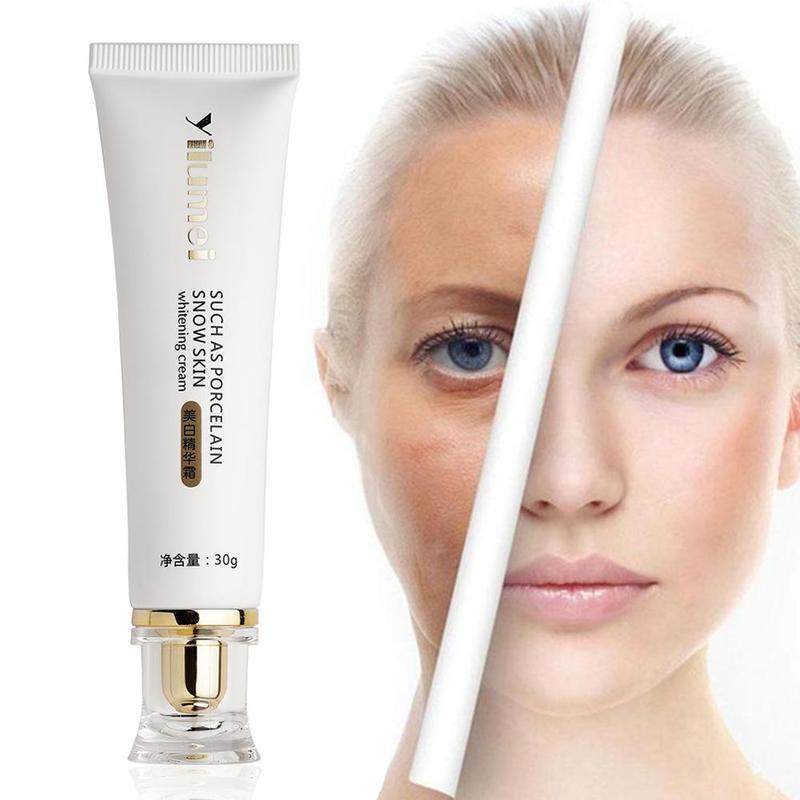 Face Whitening Cream Skin Moisturizing Bleaching Whole Body Lotion Leg Knee Private Blemish Bright Freckle Remove Cream