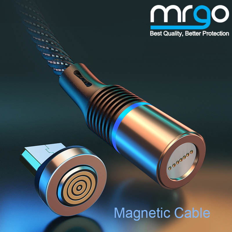 Magnetic USB Type C Cable Micro USB Cable Fast Charger Phone For Xiaomi Huawei Samsung Micro USB Type C Magnetic Cable 1
