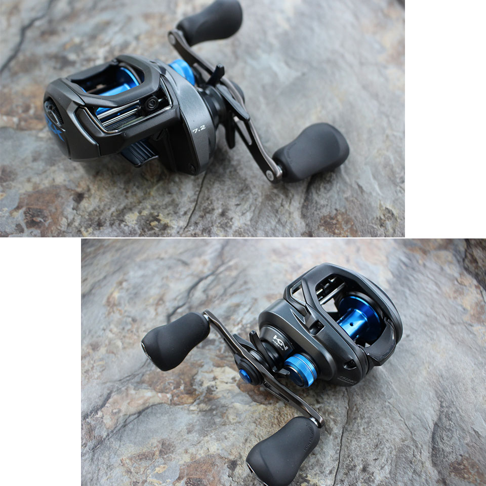 Baitcast Fishing Infinity Reel