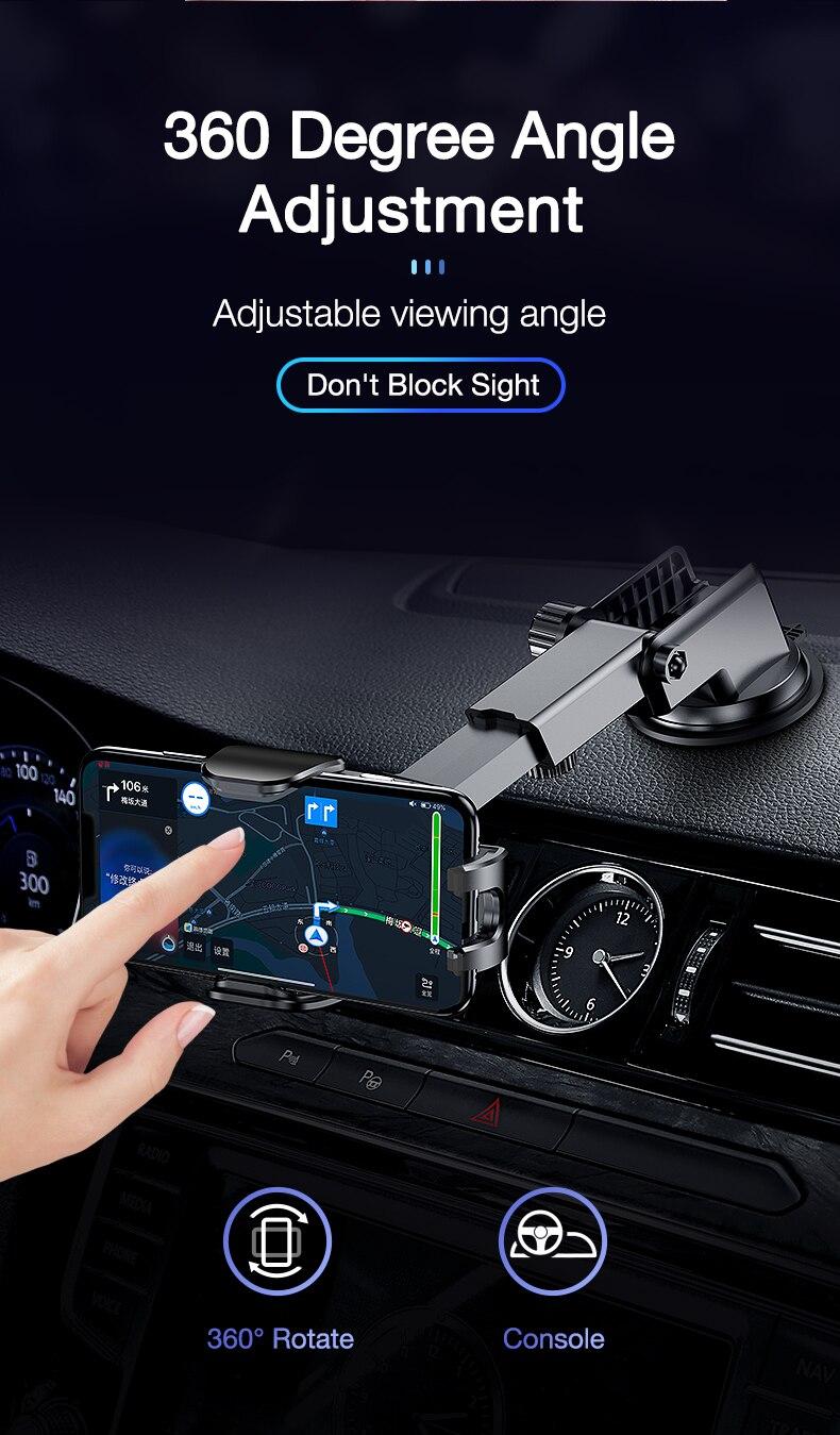 auto electic car phone holder  (7)