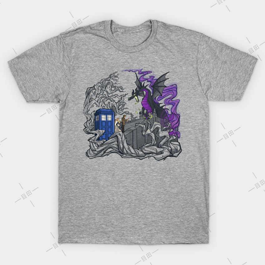 Ora, Si Sarà Fare Con Me T-Shirt Parodia Tee parodia mashup della cultura pop fantasy science fiction sci fi drago