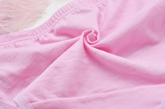 1pcs new children clothing fashion kids panties girls' briefs female child underwear lovely cartoon panties  baby clothe | Happy Baby Mama