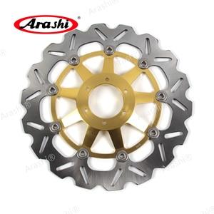 Image 2 - Arashi HONDA CBR1100XX 99 07 CNC ön fren diskleri rotorlar CBR1100 CBR XX 1100 1999 2000 2001 2002 2003 2004 2005 2006 2007