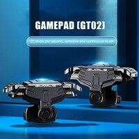 Trigger per impugnatura da gioco per telefono cellulare per supporto da gioco PUBG pulsante di fuoco Controller di gioco Gamepad Joystick accessori da gioco