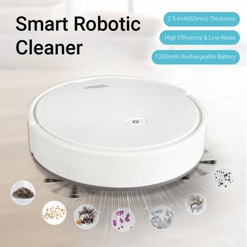 Inteligentny odkurzacz inteligentny Robotic Cleaner maszyna do zamiatania podłóg Robot do mycia podłóg akumulator elektryczny przyrząd do czyszczenia robota tanie i dobre opinie CN (pochodzenie)