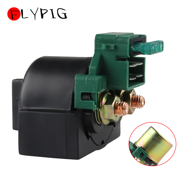Starter Solenoid Relay for HONDA GL1100 CRF230 VT 500c VT800 VT 500 600 750 800 SHADOW 1985 1986 ATV Motorcycle Electrical Parts