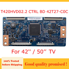"Logic Board T420HVD02.2 CTRL BD 42T27 C0C T Con Board T420hvd02.2 42t27 c0c  For 42 ""/ 50 TV Original Product for Samsung tv"
