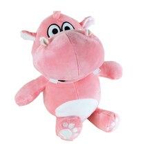 BOLAFYNIA Mooie Nijlpaard knuffel Verjaardag Valentijnsdag kerstcadeau kinderen knuffel