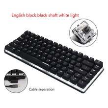 Клавиатура ajazz ak33 механическая игровая Проводная 82 клавиши