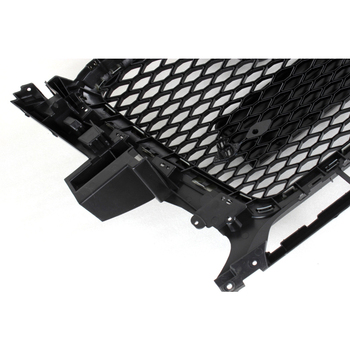 2009~2012 RSQ5 Style Black Frame Mesh front Grill Grille For Audi Q5