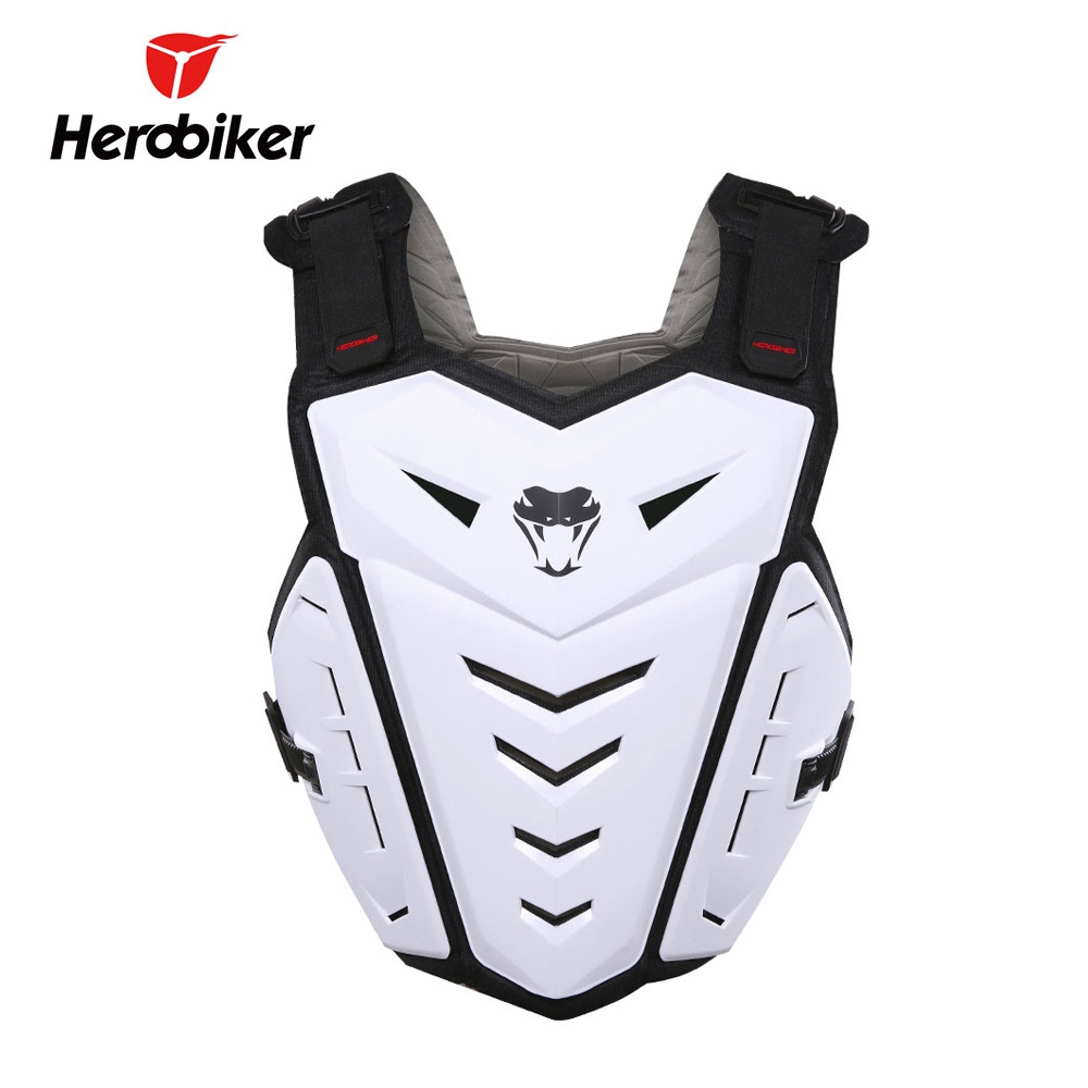 Herobiker New Style Motorcycle Off-road Armor Knight Outdoor Sports Protective Clothing Shock-resistant Breathable Chest Protect