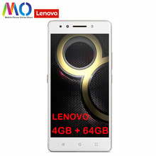 Original Global version Lenovo K8 note Smart Phone 5.5 inch 4GB RAM 64GB ROM 13MP+5MP Cell Phone Fingerprint 4000mAh 4G LTE