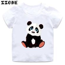 Летняя детская футболка 2020 года забавная Милая для маленьких