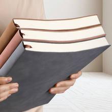 Notatnik biznesowy A4 śliczne materiały dla studentów dziennik nastolatki notatnik biuro dziewczyna kalendarz biurowy Sketchbook studenci dostarcza gruby