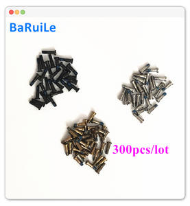 Screw Dock-Bottom-Case-Screws Baruile iPhone 8x-Pentalobe 6-Plus for 300pcs Back-Cover