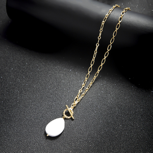 Fashion O-Chain Long Necklace