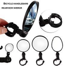 Handlebar Bike-Accessories Mtb-Mirror Bicycle Rearview Universal Wide-Angle