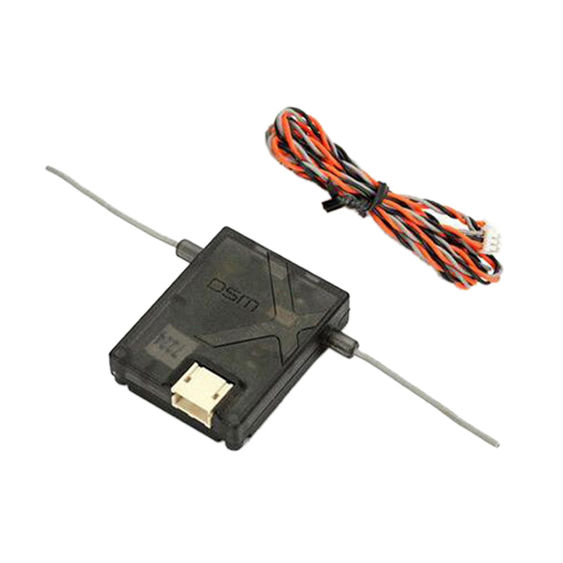 AMS-DSMX Receiver Satellite For AR6210 AR8000 AR9020 AR12120 Receiver