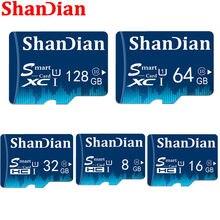 Capacidade real esperta do cartão tf do cartão do sd da classe 6 do cartão 4gb 8gb da classe 10 do cartão 16gb 32gb 64gb da classe 10 do tf do cartão 4gb 8gb